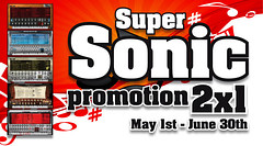 IK Multimedia Super Sonic