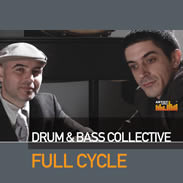 Loopmasters Full Cycle Drum and Bass Collective