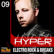 Loopmasters Hyper - Electro Rock and Breaks
