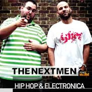 Loopmasters The Nextmen Hip Hop and Electronica