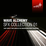 Loopmasters Wave Alchemy - SFX Collection 01