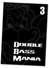 Beta Monkey Music Double Bass Mania III: Extreme Metal
