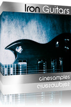 CineSamples Iron Guitars