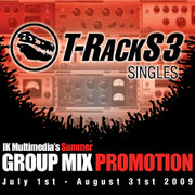 IK Multimedia T-RackS 3 Singles Group Mix Promotion