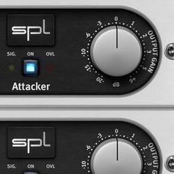 SPL MicroPlugs: Attacker, Mo-Verb and De-Verb, three effect plug-ins