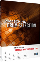 Native Instruments Maschine Drum Selection