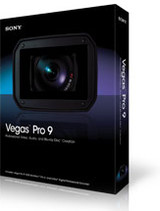 Sony Creative Software Vegas Pro
