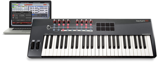 Novation Keyboard (49 key edition)