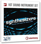 Steinberg VST Sound Instrument Set Synthesizers
