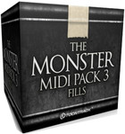 Toontrack Monster MIDI Pack 3 - Fills