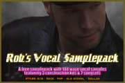 Rob Meulman Rob's Vocal Samplepack