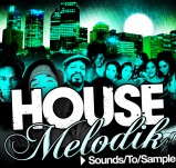 Sounds To Sample House Melodik