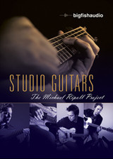Big Fish Audio Studio Guitars: The Michael Ripoll Project