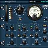 Nomad Factory Blue Tubes Analog TrackBox