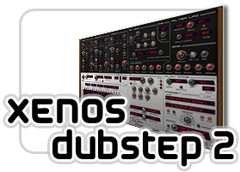 TeamDNR Xenos Dubstep/D+B Volume 2