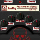 AuraPlug Freetortion Series - Red Skull