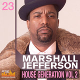 Marshall Jefferson - House Generation Vol 2
