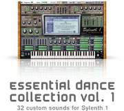 TeamDNR Essential Dance Collection Volume 1