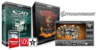 Time+Space Toontrack Superior Drummer Expansion Packs
