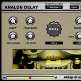 Mdsp AnalogDelay