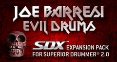 Platinum Samples Joe Barresi Evil Drums SDX