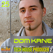 Loopmasters Dom Kane Tech House Producer 2