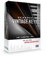 Native Instruments Scarbee Vintage Keys