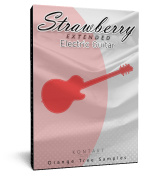 Orange Tree Samples Strawberry Extended Electric Guitar