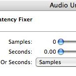 Expert Sleepers Latency Fixer, latency effect plug-in now also in