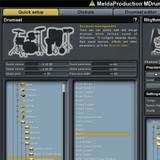 MeldaProduction MDrummer