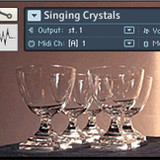 Bolder Sounds Crystal Glasses Volume 2