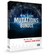 Native Instruments Evolve Mutations Bundle