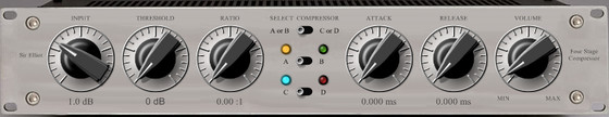 Sir Elliot Four Stage Compressor