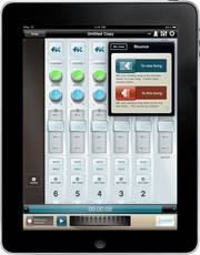 Sonoma Wire Works StudioTrack for iPad