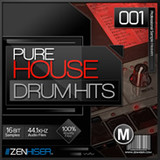 Zenhiser Pure House Drum Hits Collection
