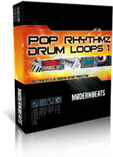 ModernBeats Pop Rhythmz Drum Loops
