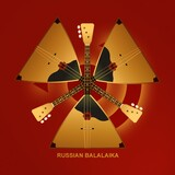 Precisionsound Russian Balalaika