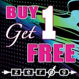 Time+Space Zero-G Buy One Get One Free