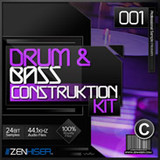 Zenhiser Drum & Bass Construktion Kit 01
