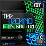 Zenhiser The Techno Construktion Kit