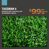 Applied Acoustics Systems Tassman 4 Monster Modular Summer Deal