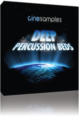 Cinesamples Deep Percussion Beds