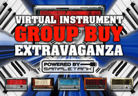 IK Multimedia Virtual Instrument Extravaganza Group Buy