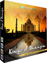 Producer Loops Kings Of Bhangra