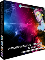 Producer Loops Progressive Trance & Electro Vol 2