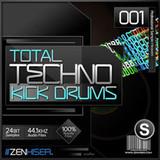Zenhiser Total Techno Kick Drums