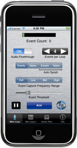 Backline Engineering RiffBox App