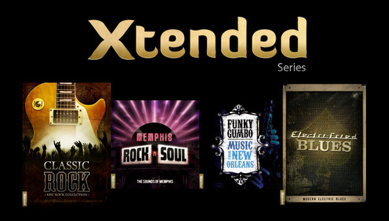 Big Fish Audio Xtended Series