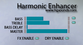 Homegrown Sounds Harmonic Enhancer