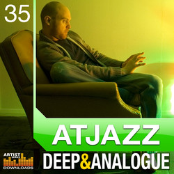 Loopmasters Atjazz Deep & Analogue